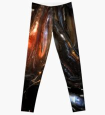 Alien Head VII IIB Leggings