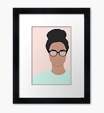 Chanelle Framed Print