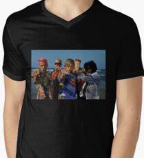 leonardo dicaprio 'romeo and juliet' t shirt Men's V-Neck T-Shirt