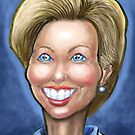 Hillary Clinton by Kevin Middleton