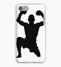 Muay Thai Fighter iPhone Case/Skin