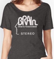 brain records krautrock neu  Women's Relaxed Fit T-Shirt