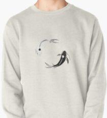 Yin Yang Koi - Avatar Sweatshirt