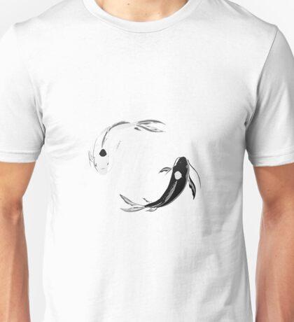 Yin Yang Koi - Avatar Unisex T-Shirt