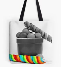 Lollies,Gum Balls Tote Bag