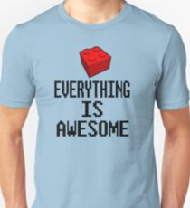 Lego - Everything Is Awesome T-Shirt