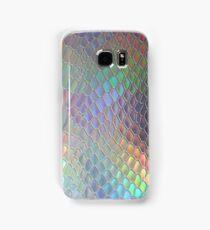 Holographic croc Samsung Galaxy Case/Skin