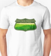 Great Smoky Mountains National Park Unisex T-Shirt