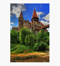 Vajdahunyadi vár IV (castle) Photographic Print