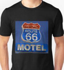 Route 66 motel Unisex T-Shirt
