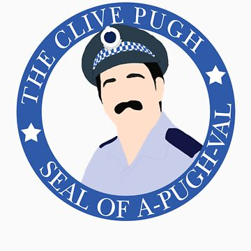Seal of A-Pugh-val: Lower logo by the-chaser