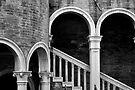 Palazzo Contarini detail I by Tiffany Dryburgh