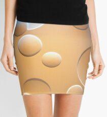 Cosmic Bubbles Mini Skirt