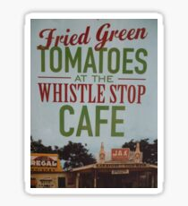 Fried Green Tomatoes - Book Sticker