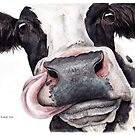 Dairy Cow by Meaghan Roberts