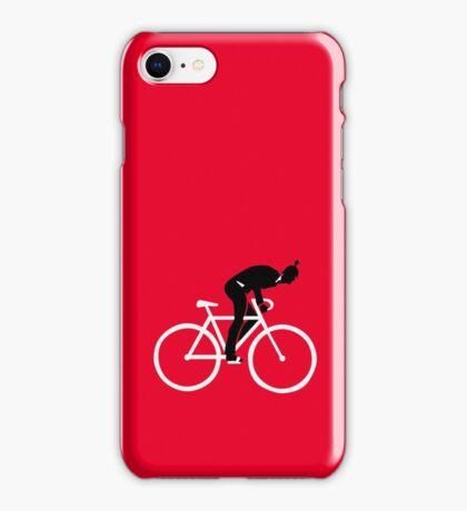Weird Hauptstadt Biker VRS2 iPhone Case/Skin