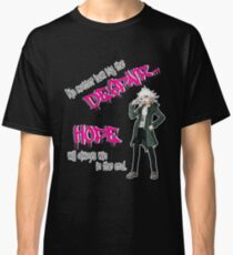 Nagito Komaeda: Hope and Despair Classic T-Shirt