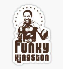 Funky Kingston Sticker