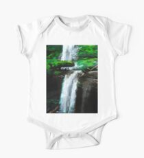the waterfall One Piece - Short Sleeve