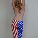 Stars and Stripes by Sorcha Whitehorse ©