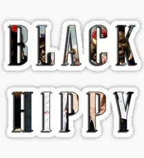 black hippy Sticker
