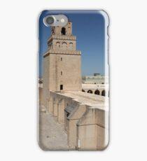 minaret Arab mosque  iPhone Case/Skin