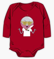 Party Benson  One Piece - Long Sleeve