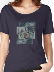 Lunar chameleon - Soulmates series Women's Relaxed Fit T-Shirt