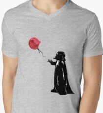 Little Vader Men's V-Neck T-Shirt