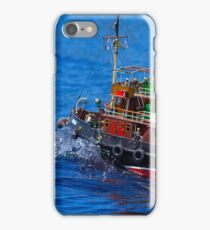 I'm on a boat iPhone Case/Skin