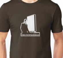 The Fountainhead White Architecture t shirt Unisex T-Shirt