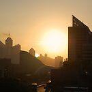 Kowloon Sunset by Jack Bridges