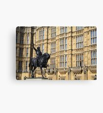 London Calling 0.4 - Westminster Canvas Print