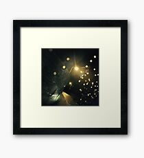 Late Night Drives Framed Print