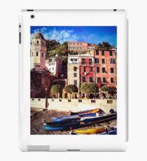 Vernazza, Cinque Terre iPad Case/Skin