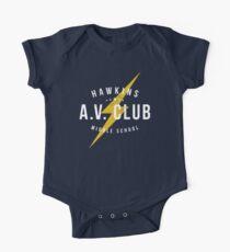 Hawkins A.V. Club (aged look) Kids Clothes