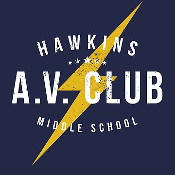Hawkins A.V. Club (aged look) by KRDesign