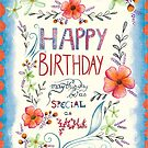 Special You! - Birthday Design by mariabogade