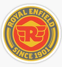 Royal Enfield - Since 1901 Sticker