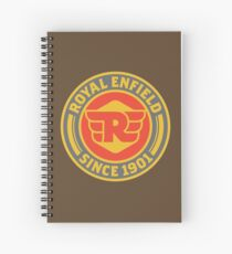 Royal Enfield - Since 1901 Spiral Notebook