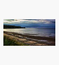Sunset on the Coast Photographic Print