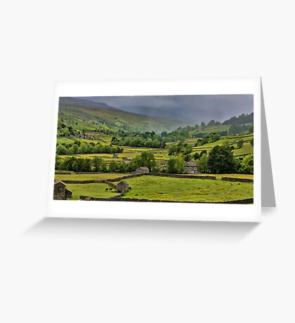 Swaledale Greeting Card