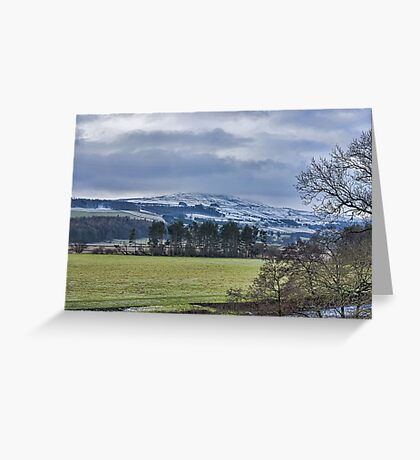 Wensleydale Winter Greeting Card