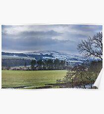 Wensleydale Winter Poster