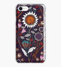 Purple Boheme iPhone Case/Skin