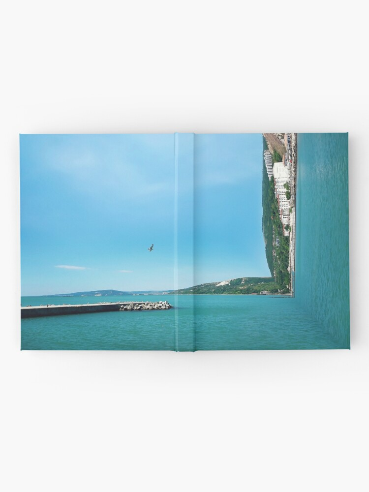 Alternate view of dimension 5 Hardcover Journal