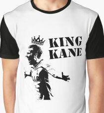 Harry Kane - King Kane Graphic T-Shirt