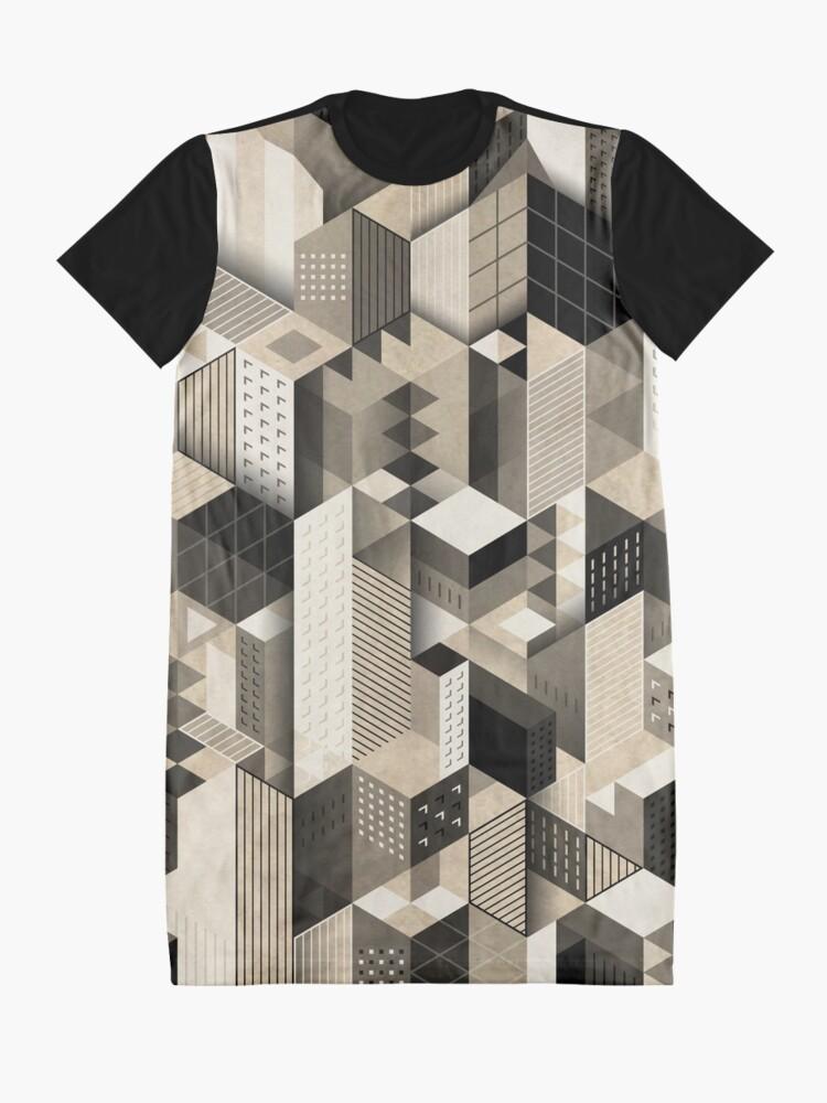 Alternative Ansicht von Skyscrapercity T-Shirt Kleid