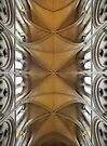 Cathedral Ceiling by Yampimon