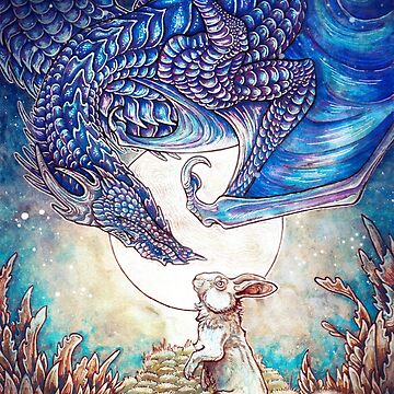 The Dragon & The Rabbit by cjellis